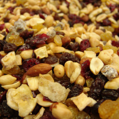 Cran Apple Raisin Trail Mix