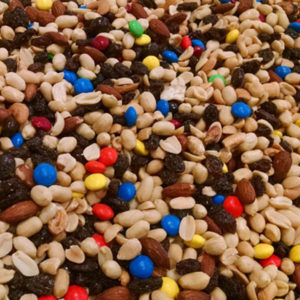 Dark Original Trail Mix - Powers Inc.