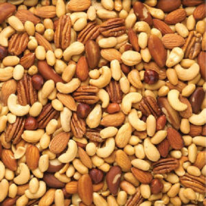 Mixed Nuts - With 50% Peanuts