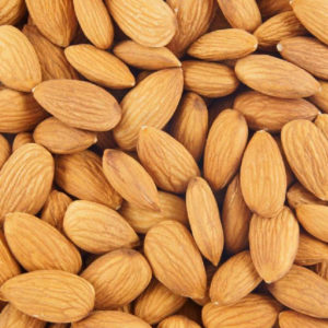 Raw Whole Almonds