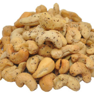 Salt & Pepper Cashews